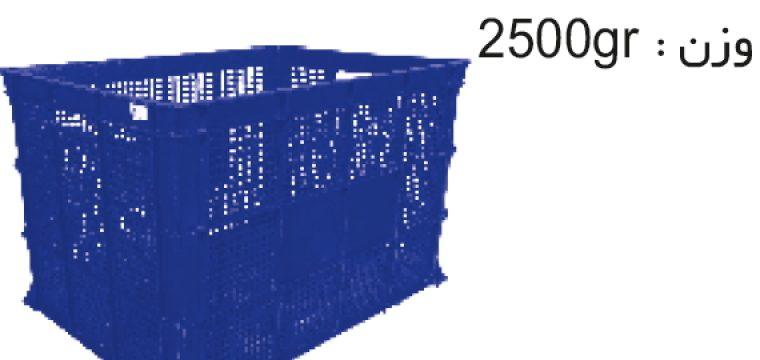 تولید کننده سبد و جعبه دام و طیور و آبزیان کدS31