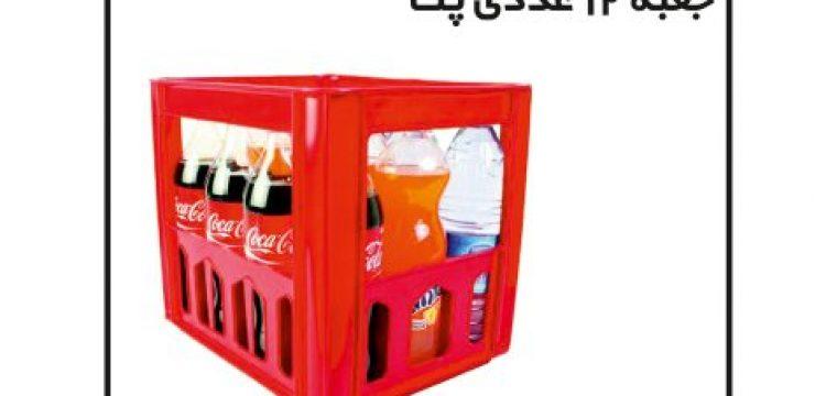 فروش باکس پلاستیکی ۱۲ عددی پت
